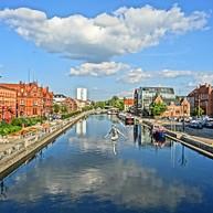 Old Bydgoszcz Canal