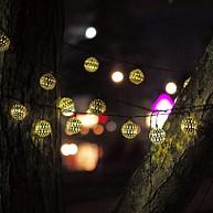 Ljusmagi i Travemünde