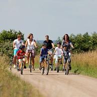 Bike ride on Ven