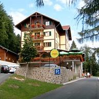 Zarja, Hotel