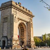 Arcul de Triumf (Triumphbogen)