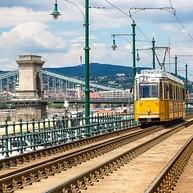 La ligne 2 du tramway de Budapest