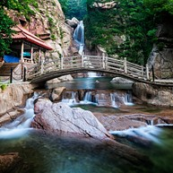 Laoshan Scenic Area / 崂山风景区