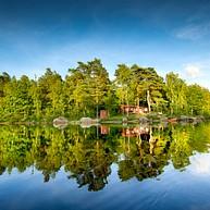 Långasjönäs nature reserve