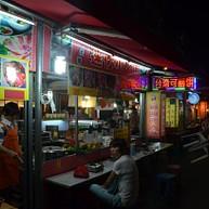 Taiwan Snack Street / 台湾小吃街