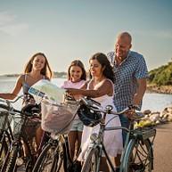 Cykelleder kring Ängelholm