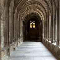 Cloister of la Psalette