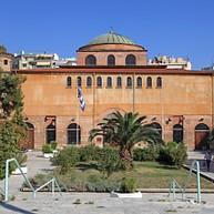 Agia Sophiakyrkan