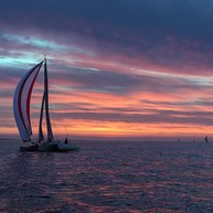 Trimaran Sunset Sail Tours