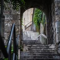 Stufen des Petar Kružić