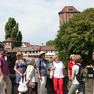 Visites guidées de la vieille ville