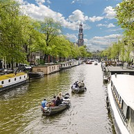 Canal Moterboats