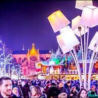Brussels' Christmas market - Winter Wonders