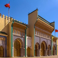 Royal Palace Dar-al-Makhzen
