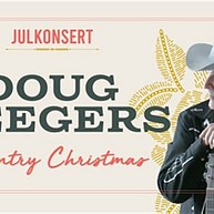 Christmas concert - Doug Seegers