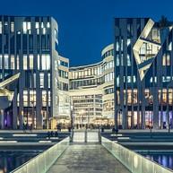 Shopping-Malls/ Kö-Bogen