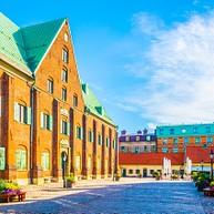 Торговый комплекс Kronhusbodarna