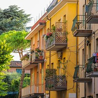 City Center of Rimini