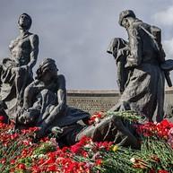 Denkmal der heldenhaften Verteidiger von Leningrad