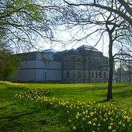 Kunsthalle art gallery