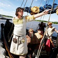 Поселение викингов Frösåkers Brygga