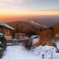 Heidelberger Bergbahn und Königstuhl