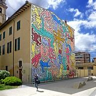 Tuttomondo de Keith Haring