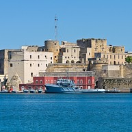 Swebian Castle of Brindisi