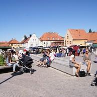 Visby Centrum