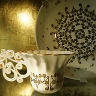 Porcelain Catbriyur