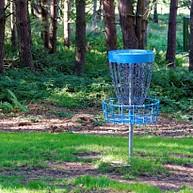 Frisbee Golf (Disc Golf)