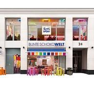Ritter Sport Chocolate Store