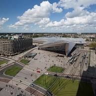 Hauptbahnhof Rotterdam