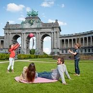 Musée du Cinquantenaire - Musées royaux d'Art et d'Histoire, Bruxelles