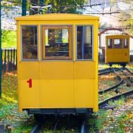 Funiculars in Kaunas