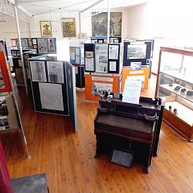 Stewarts Information and Gallery