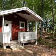 Snärjeskogen's cottages