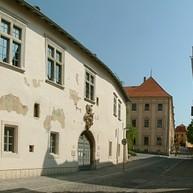 Zsolnay Múzeum- A város legöregebb lakóépülete