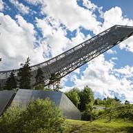 Holmenkollens skimuseum & hoppbakke