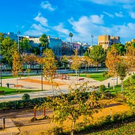 The Turia Gardens