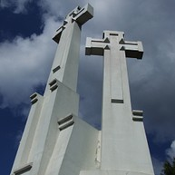 Hill of Three Crosses