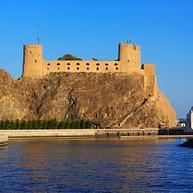Al Jalali and Mirani Forts