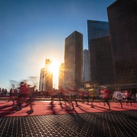 Chicago Marathon (October)