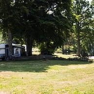 Halen's campsite