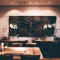 Visenten och Havsörnen 2 gourmet restaurants at Eriksberg