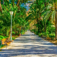 Malaga City Park