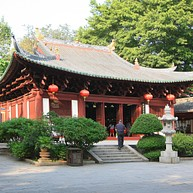 Bright Filial Piety Temple / 光孝寺