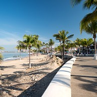 Puerto Vallarta Boardwalk - Malecon