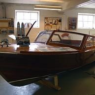 Veteranbåtsmuseet (Museum für Freizeitboote)