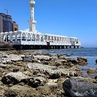 Mosquée flottante de Jeddah